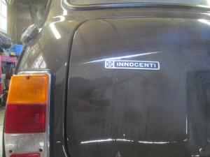 Innocenti badge