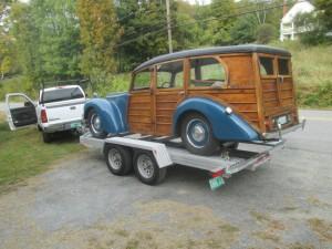 Lea Francis Estate Car