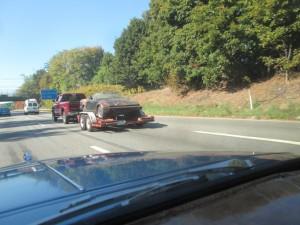 TR7 convertible