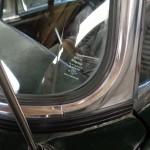 Alpine windshield